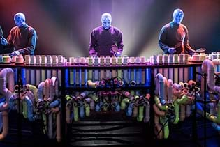 Blue Man Group Chicago in Chicago IL