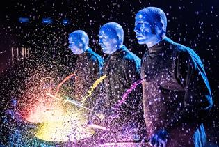 Blue Man Group NYC in New York, New York