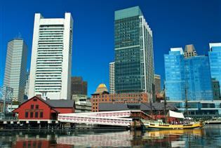 Boston Tea Party Ships & Museum in Boston, Massachusetts