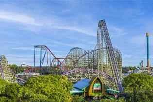 Busch Gardens Tampa In Tampa FL