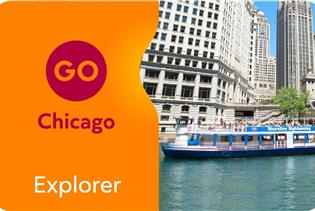 Chicago Multi-Attraction Explorer Pass®  in Chicago IL