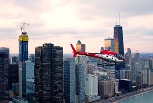 Chicago Helicopter Experience in Chicago  IL