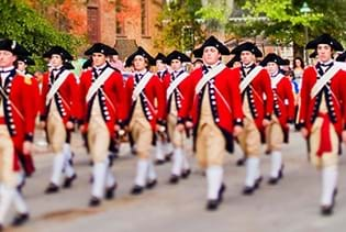 Colonial Williamsburg in Williamsburg VA