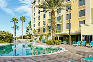 Comfort Suites Main Gate East in Kissimmee, Florida
