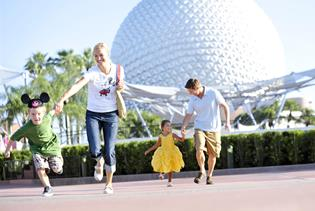 disney world theme parks in orlando fl