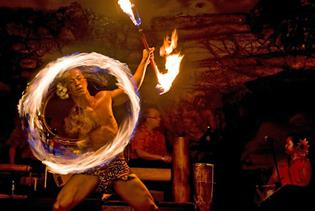 Drums of the Pacific Luau in Lahaina, Maui HI