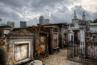 Every Tomb Tells A Story: St. Louis Cemetery #1 Historical Tours in New Orleans, Louisiana