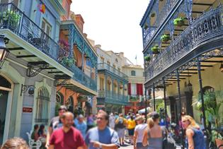 Unlike Any City In The World:  French Quarter Historical Tours in New Orleans, Louisiana