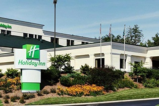 Holiday Inn Asheville Biltmore in Asheville, North Carolina
