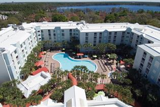 Holiday Inn Resort Lake Buena Vista in Orlando FL