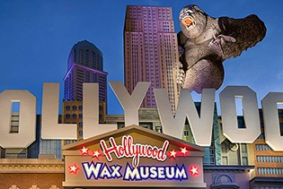 Hollywood Wax Museum Branson in Branson, Missouri