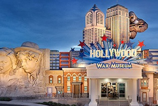 Hollywood Wax Museum Pigeon Forge in Pigeon Forge, Tennessee