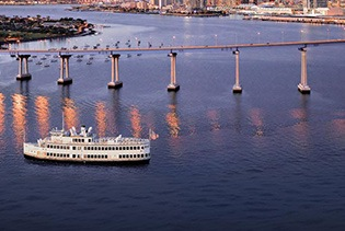San Diego Harbor Cruise in San Diego, California