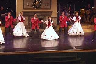 Hughes Brothers Christmas Show in Branson, Missouri