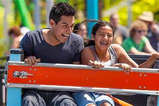 Knott's Berry Farm in Buena Park CA