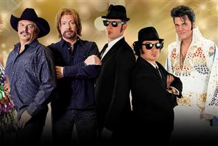 Legends in Concert in Branson MO