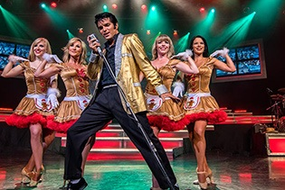 Legends in Concert - Christmas Show in Branson MO