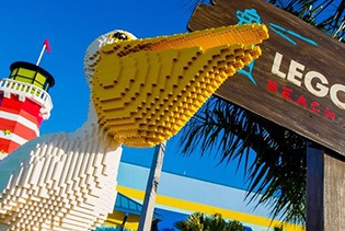 LEGOLAND® Beach Retreat in Winter Haven, Florida