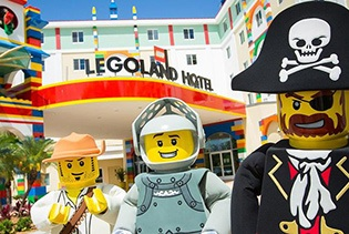 LEGOLAND Florida Hotel in Winter Haven, Florida