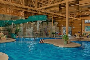 Lodges at Timber Ridge & Splashatorium by Welk Resorts in Branson, Missouri