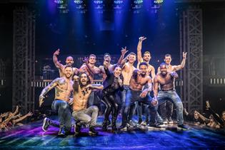 Magic Mike Live in Las Vegas, Nevada
