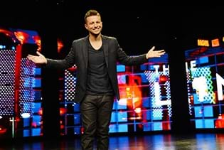 Mat Franco- Magic Reinvented Nightly  in Las Vegas, Nevada