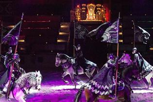 Medieval Times Dinner and Tournament Georgia in Lawrenceville, Georgia