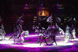 Medieval Times Dinner & Tournament in Myrtle Beach SC