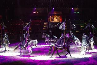 Medieval Times Dinner and Tournament Orlando in Kissimee FL