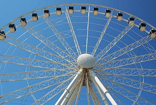 Myrtle Beach SkyWheel  in Myrtle Beach SC