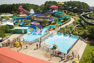 Myrtle Waves Water Park in Myrtle Beach SC