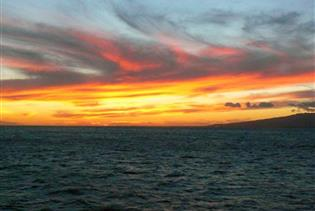 Capt Andys Southern Star Na Pali Dinner Sunset Sail