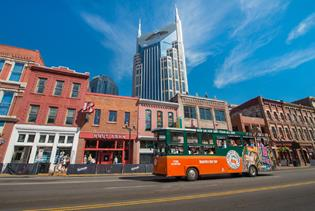 Old Town Trolley Tours of Nashville in Nashville, Tennessee