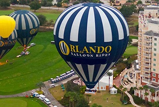Orlando Balloon Rides in Davenport, Florida