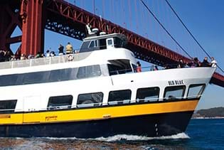 San Francisco Bay Cruise Adventure in San Francisco, California