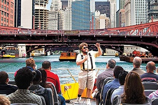 Seadog Chicago Tours in Chicago IL