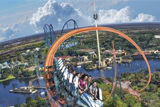 SeaWorld Orlando in Orlando, Florida