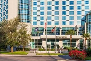 Sheraton Myrtle Beach in Myrtle Beach, South Carolina
