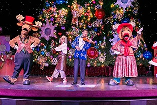 25 Days of Christmas with The Tabuchi Family in Branson MO