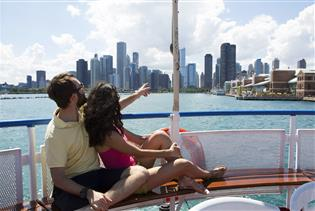 Shoreline Sightseeing Boat Tours in Chicago IL