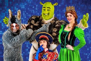 SHREK The Musical in Branson, Missouri