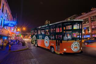 Soul of Music City - Nashville's Night Tour in Nashville, Tennessee