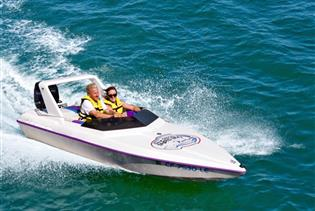 San Diego Speed Boat Adventure Tour in San Diego CA