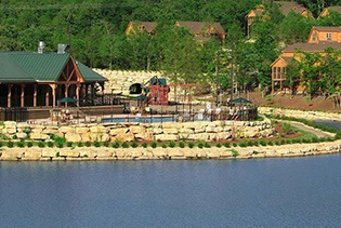 StoneBridge Resort in Branson West, Missouri