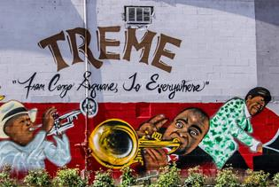 Treme Cultural Tour in New Orleans, Louisiana