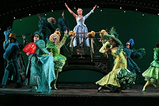 Wicked in New York, New York