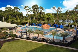 Wyndham Garden Lake Buena Vista Disney Springs Resort Area