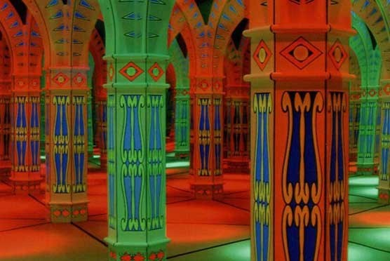 Amazing Mirror Maze in Gatlinburg TN