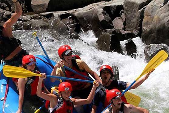 American River Rafting & Wine Day Tour in San Franscisco CA