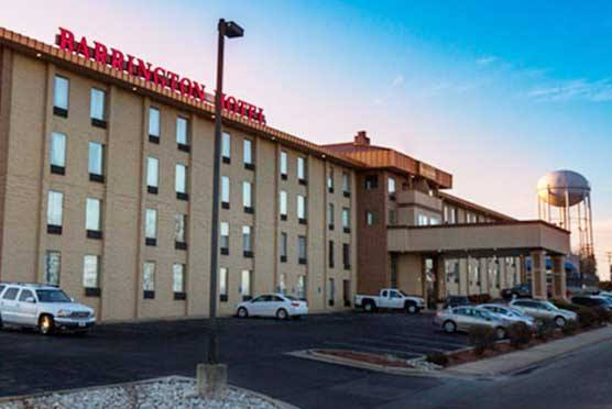 Barrington Hotel & Suites in Branson MO